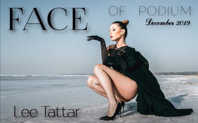 Lee Tattar - Face of Podium 2019/12